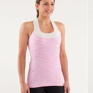 lululemon athletica Tops - Lululemon Wee Are From Space Scoop Neck Tank-#1152